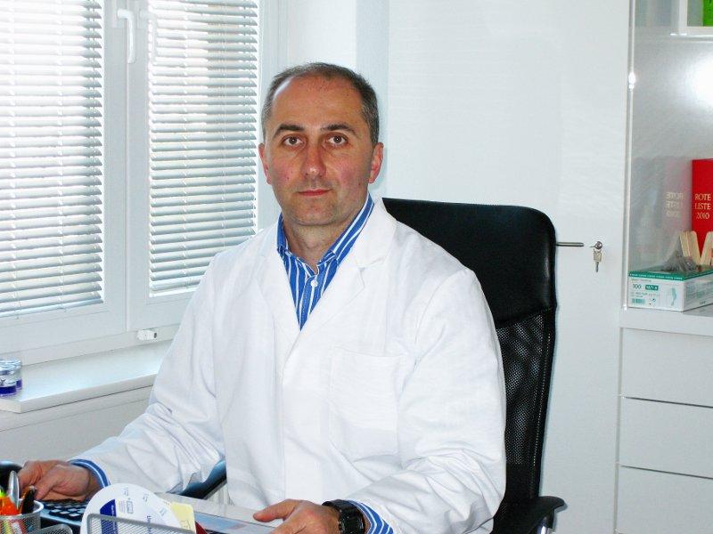 Alexander Achwlediani - Arzt für Innere Medizin