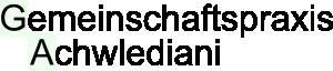 Gemeinschaftspraxis Achwlediani - Ennigerloh